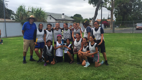 5/6 girls champs - Columbia