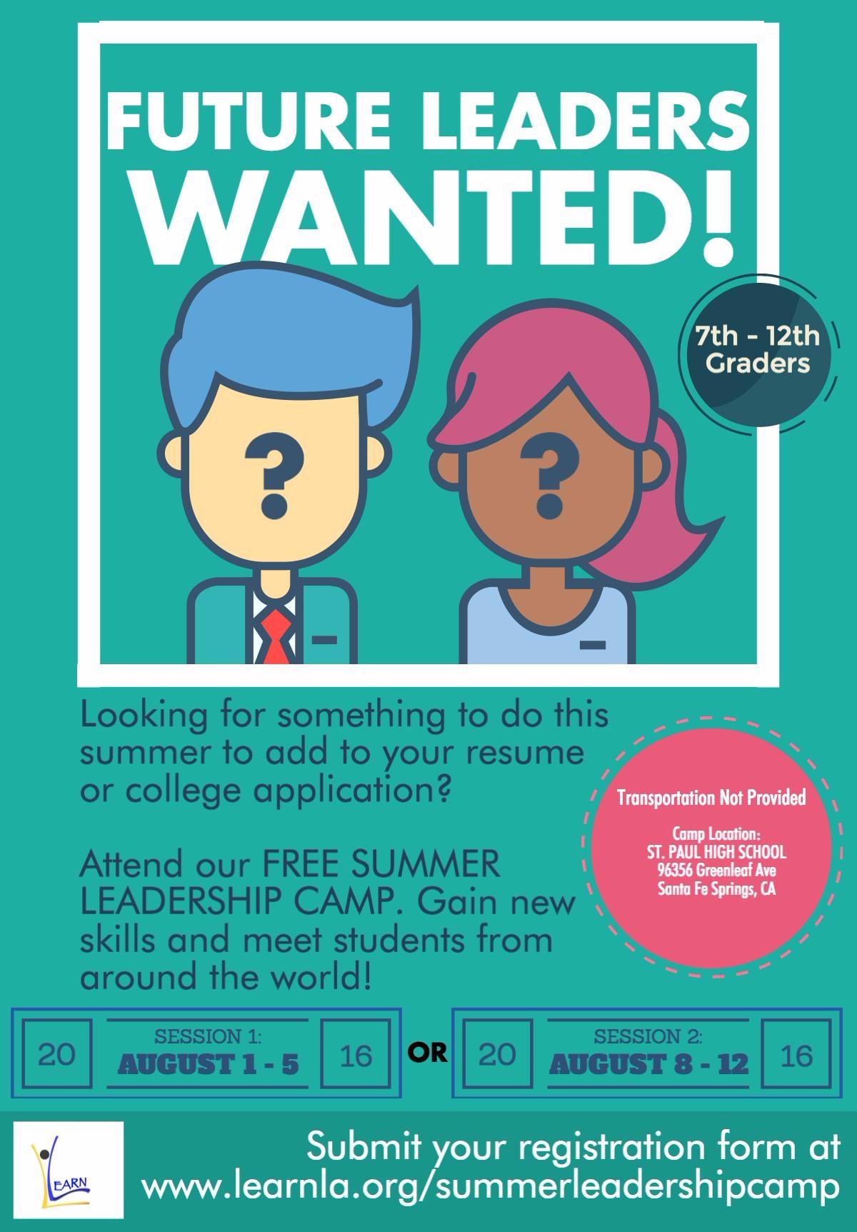 summer-leadership-camp-flyer